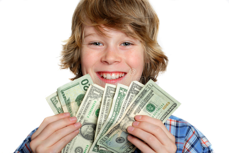 Payday royalty free stock image