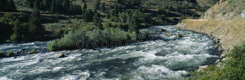 Payette Fluss stockfotos