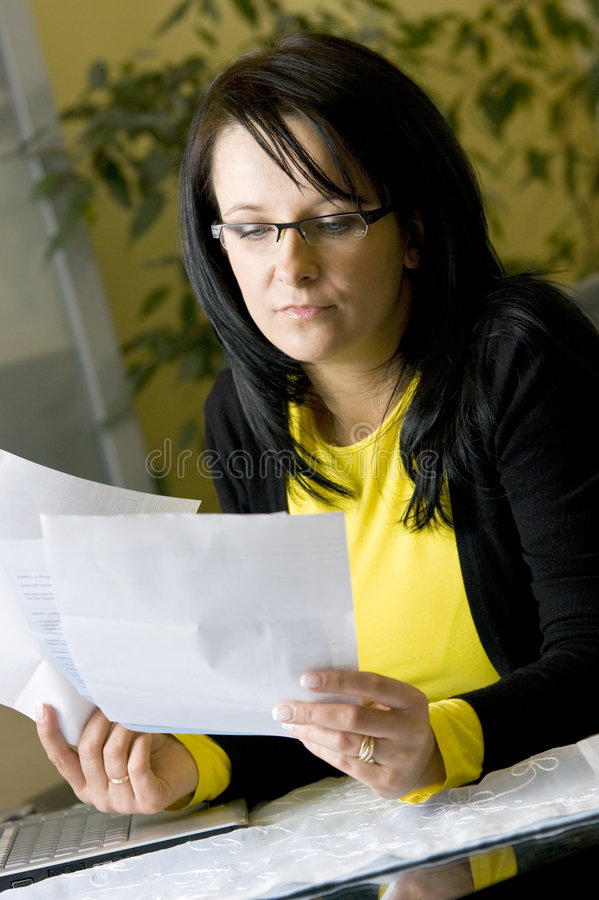 Download Paying Bills Online Royalty Free Stock Photo - Image: 7711705