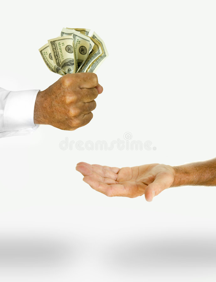 Payment stock image