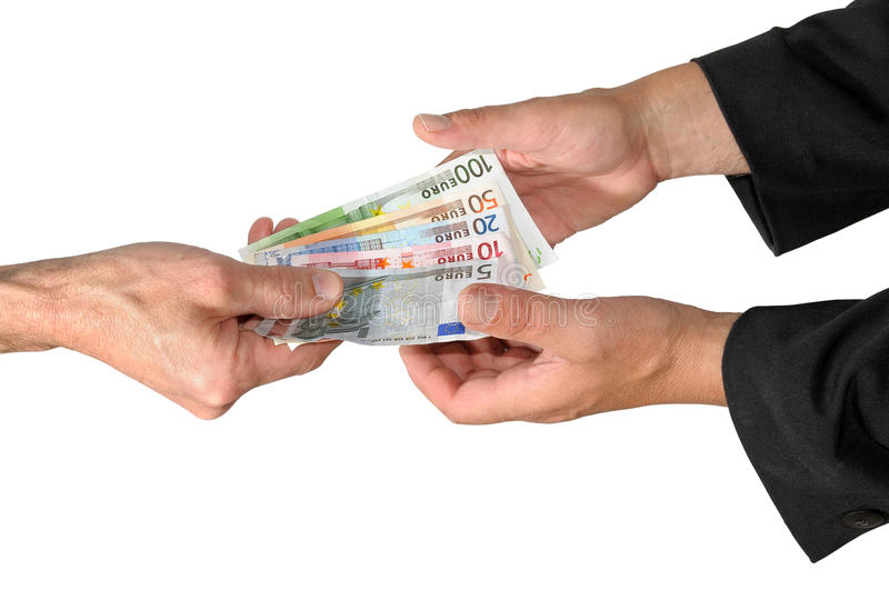 Download Payment two stock photo. Image of cost, isolated, exchange - 13477200