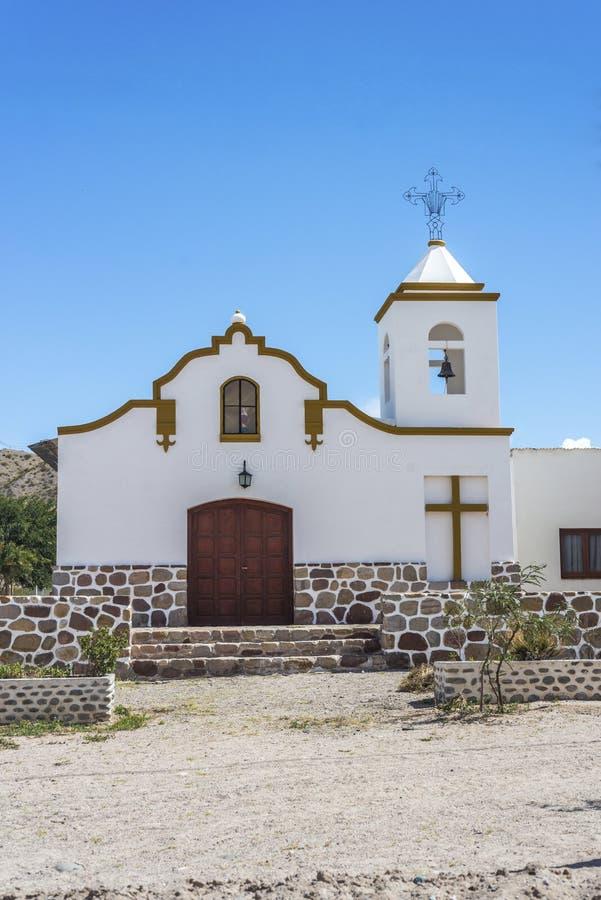 Payogastilla i Salta, Argentina. royaltyfria bilder