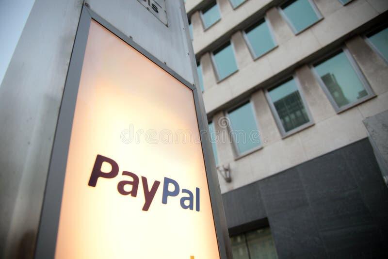 Paypal stock afbeeldingen