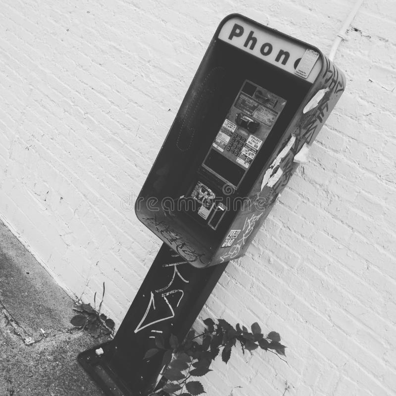 payphone royalty-vrije stock fotografie