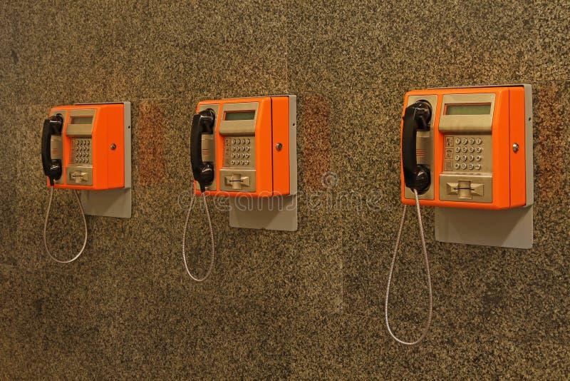payphones стоковые фотографии rf