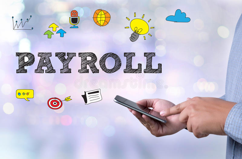 payroll images libres de droits