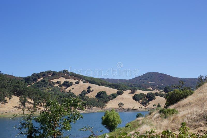 Pays de Sonoma photo stock