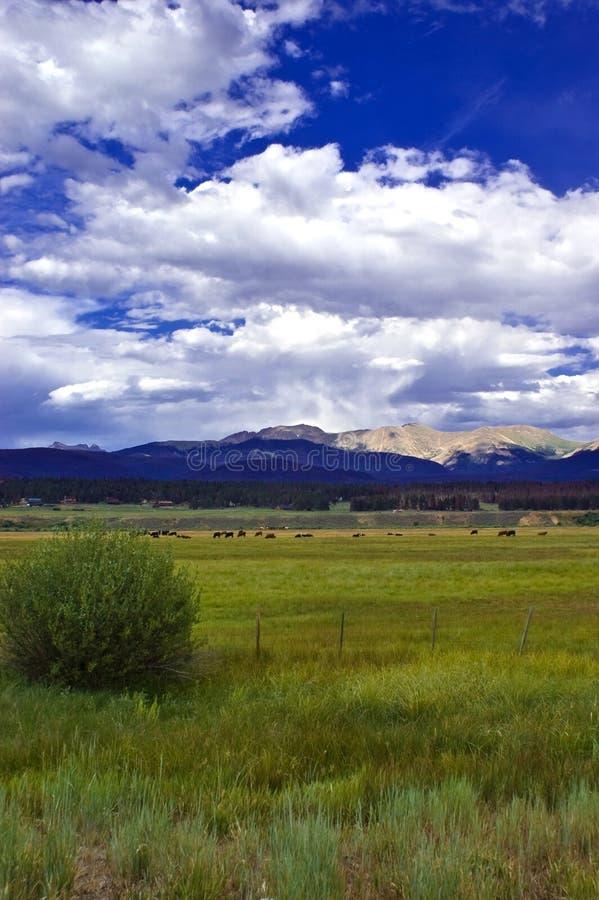pays du Colorado images stock