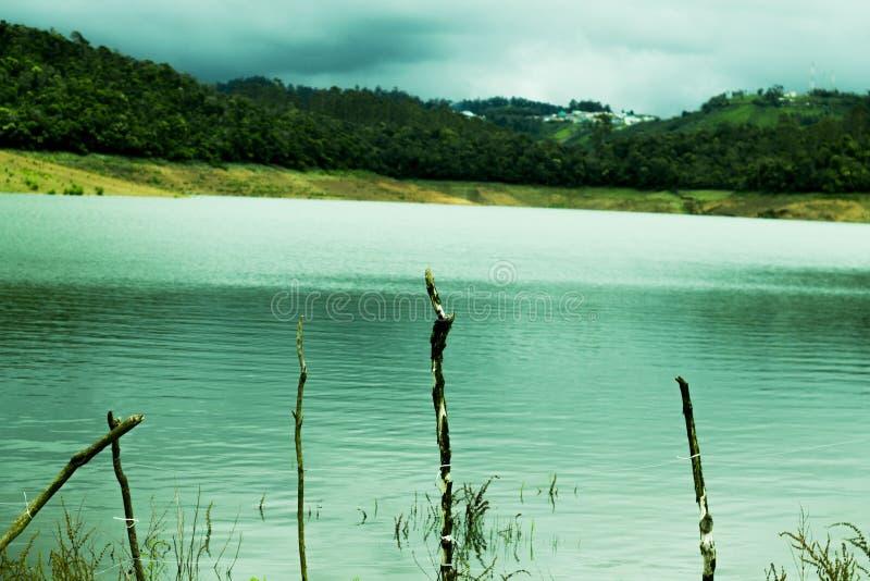 Paysage d'Inde photos stock
