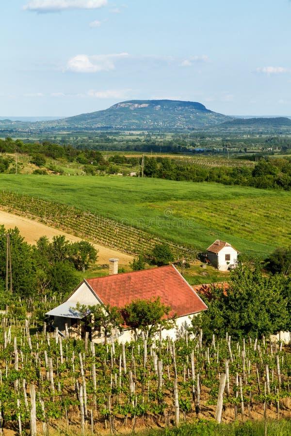 Paysage de Hongrie photos stock