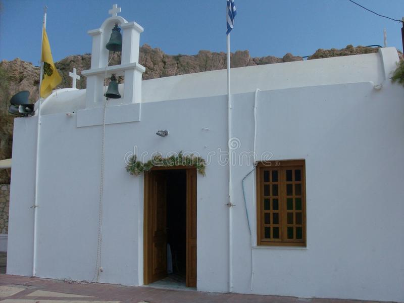 Paysage de Kreta photographie stock