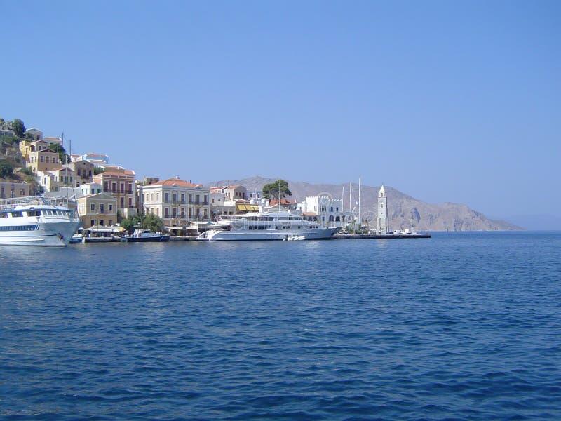 Paysage de Kreta images libres de droits