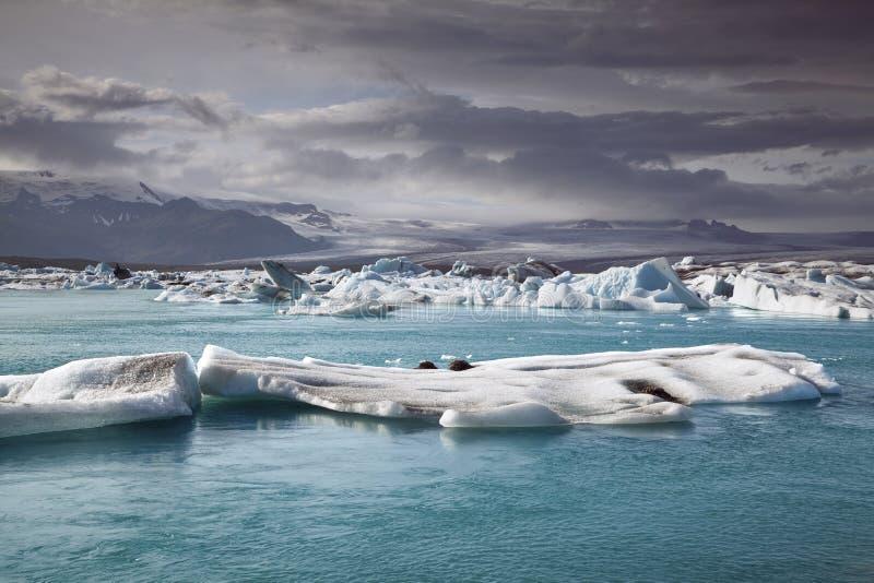 Paysage de l'Islande. photo stock
