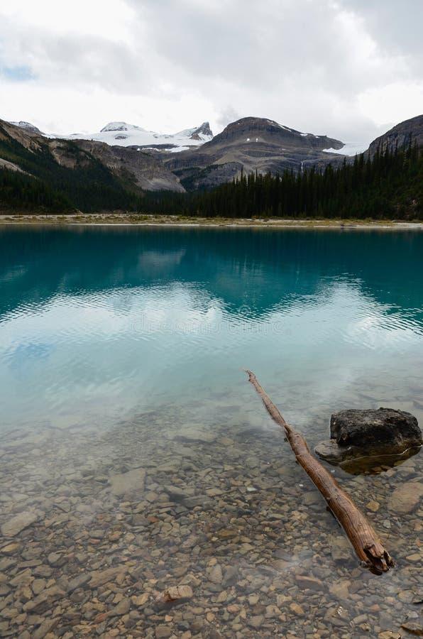 Paysage 8 de lac bow photo stock