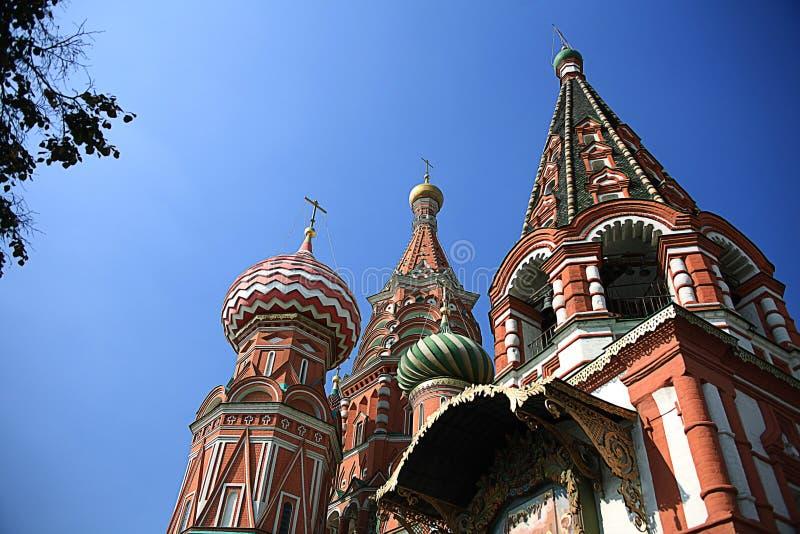 Paysage de Moscou le Kremlin image stock