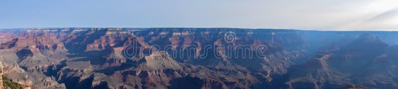 Paysage de paysage de parc national de Grand Canyon beau photographie stock libre de droits