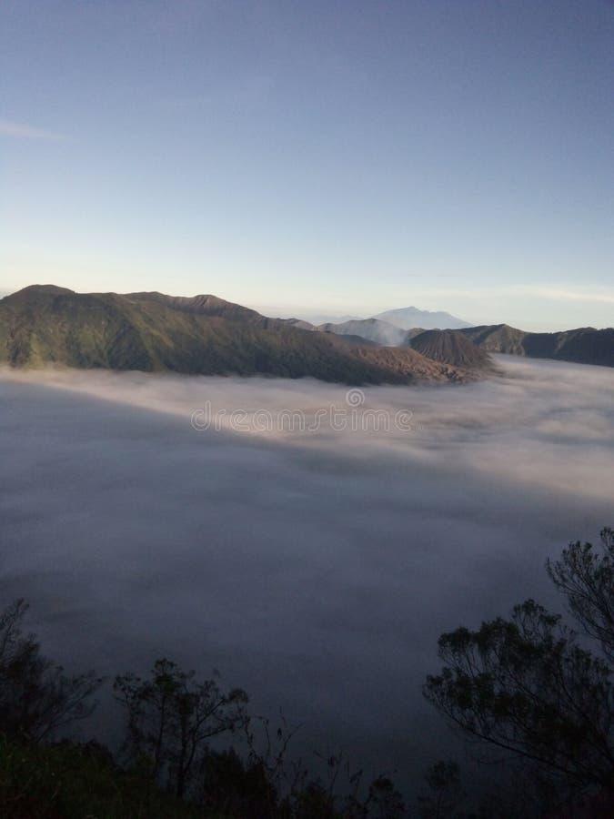 paysage de photo de montagne photos libres de droits