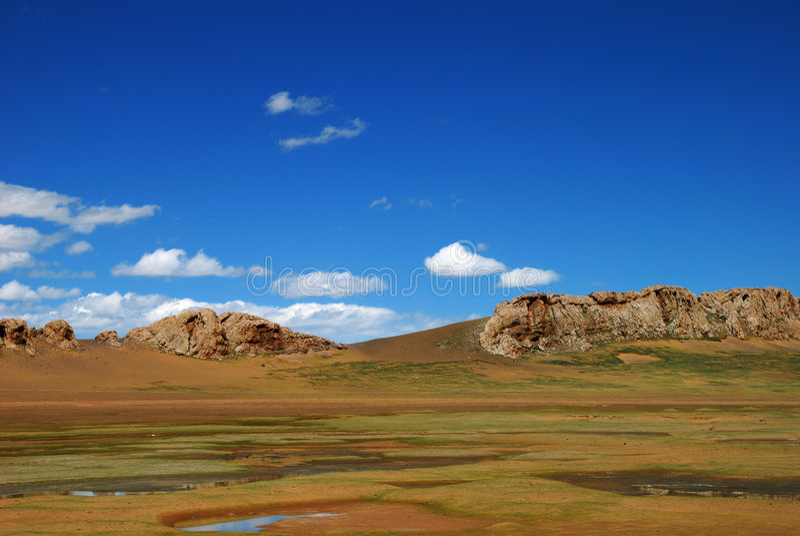 Download Paysage de plateau photo stock. Image du limpide, montagne - 8657308