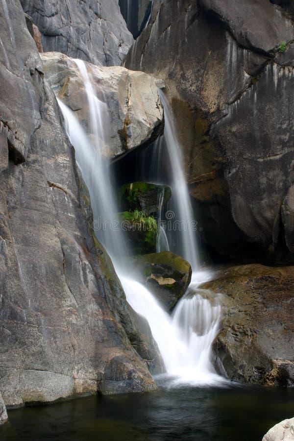 Paysage de Yosemite image libre de droits