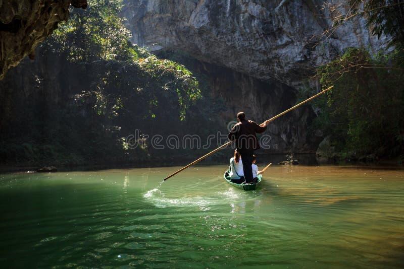 Paysage de Yunnan Bamei image libre de droits