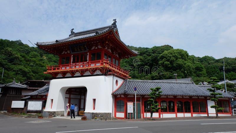 Paysage du Japon image libre de droits