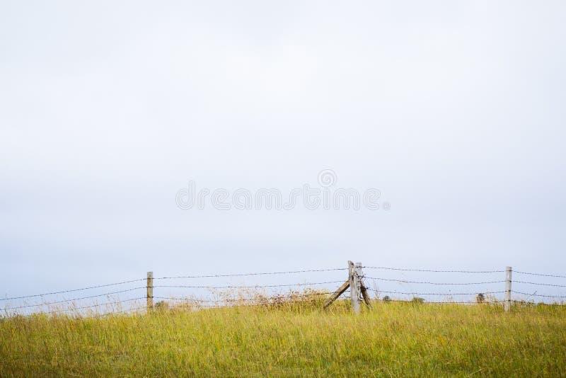 Paysage du nord de prairie de la Chine photographie stock libre de droits