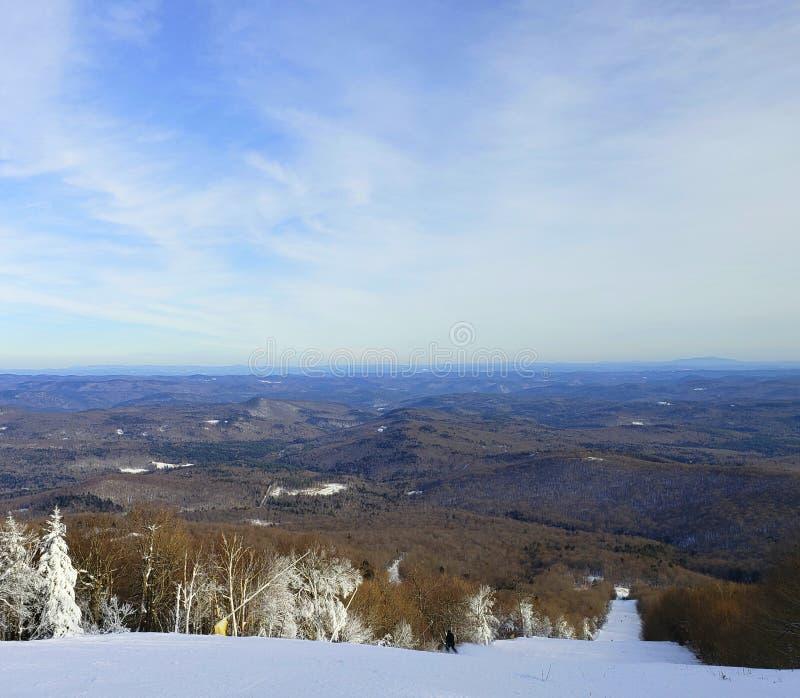 Paysage du Vermont images libres de droits