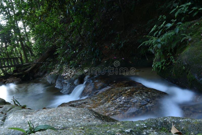 Paysage en Malaisie image stock
