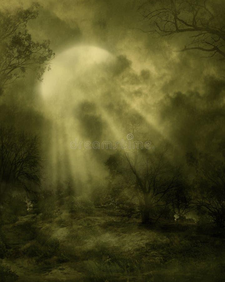 Paysage gothique 01