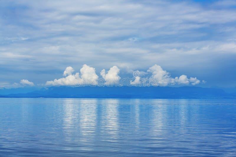 Paysage marin canadien image stock