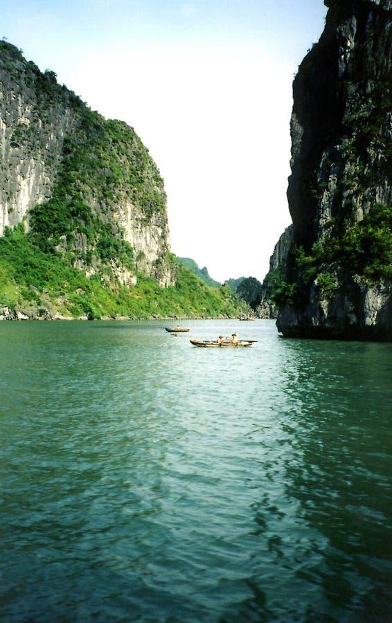 Paysage marin tropical images libres de droits