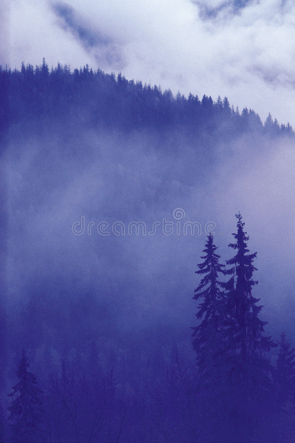Paysage normal photographie stock