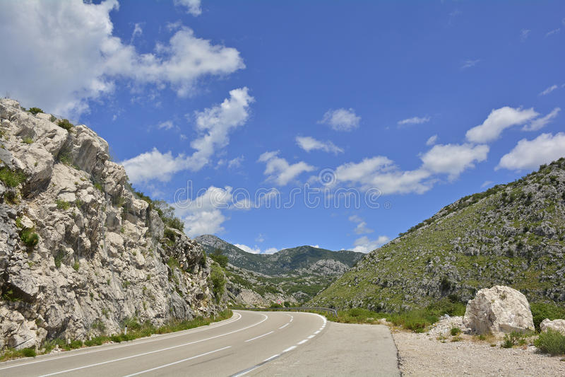 Download Paysage Près De Baie De Kotor Image stock - Image du routes, europe: 76086187