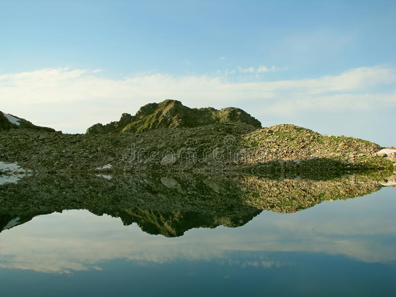 Download Paysage Réflexions photo stock. Image du fond, sightseeing - 77156902