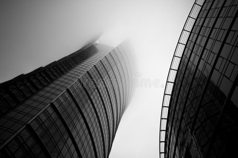 Paysage urbain urbain abstrait photos stock