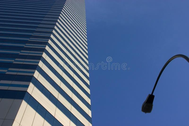 Paysage urbain abstrait photo libre de droits