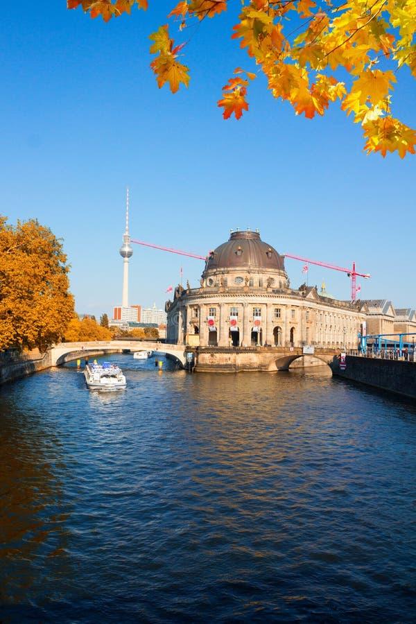Paysage urbain de Berlin, Allemagne photo stock