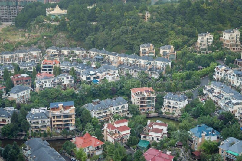 Paysage urbain de tourisme de forêt de Guiyang 2 photo libre de droits