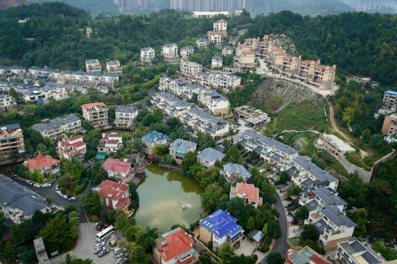 Paysage urbain de tourisme de forêt de Guiyang 3 image libre de droits