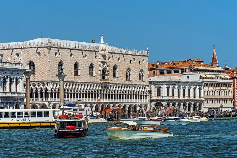 Paysage urbain de Venise photographie stock