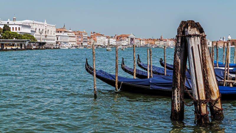 Paysage urbain de Venise photos stock