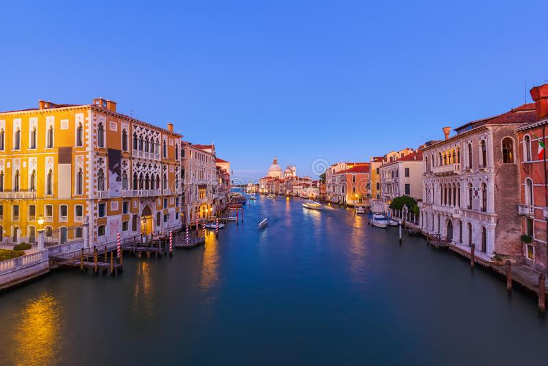 Paysage urbain de Venise - Italie photos stock