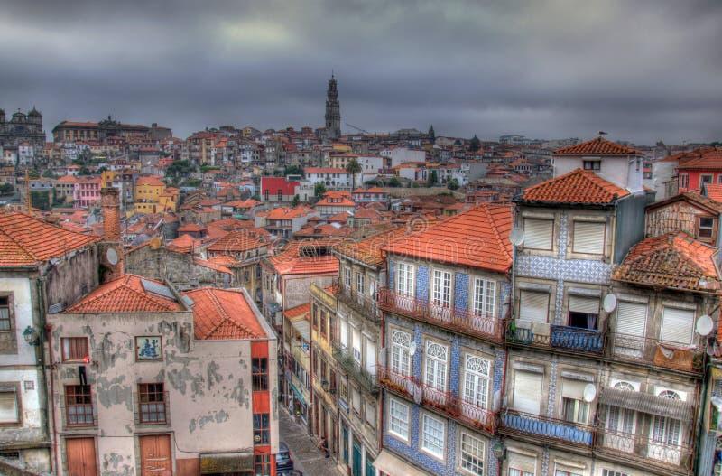 paysage urbain Porto images stock