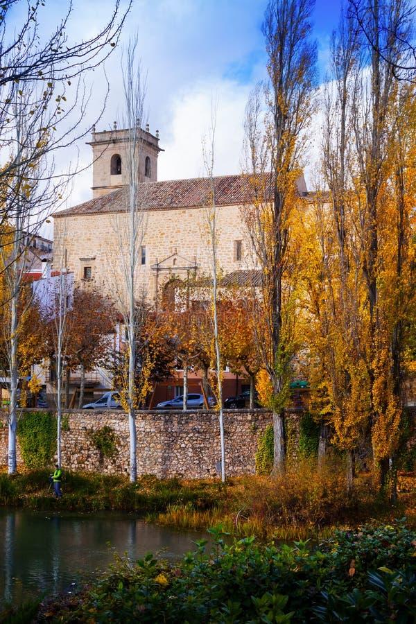 Paysage vertical d'automne photos stock