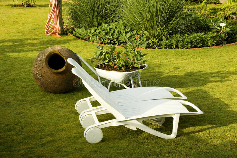 Download Paysage view stock photo. Image of sunbed, grass, paysage - 14768944