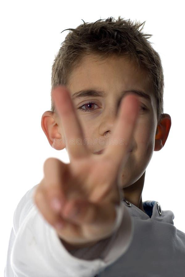 Paz! imagens de stock royalty free