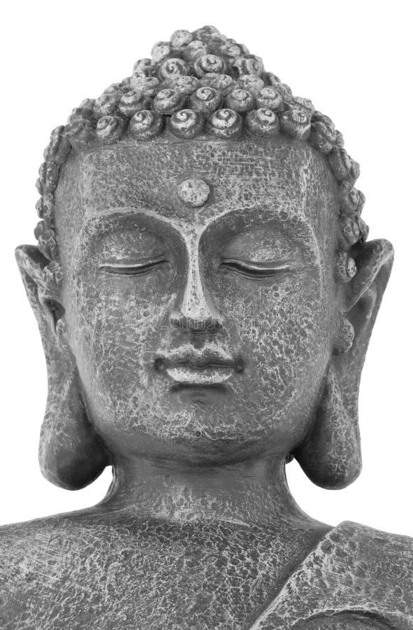 Paz de Buddha foto de archivo libre de regalías