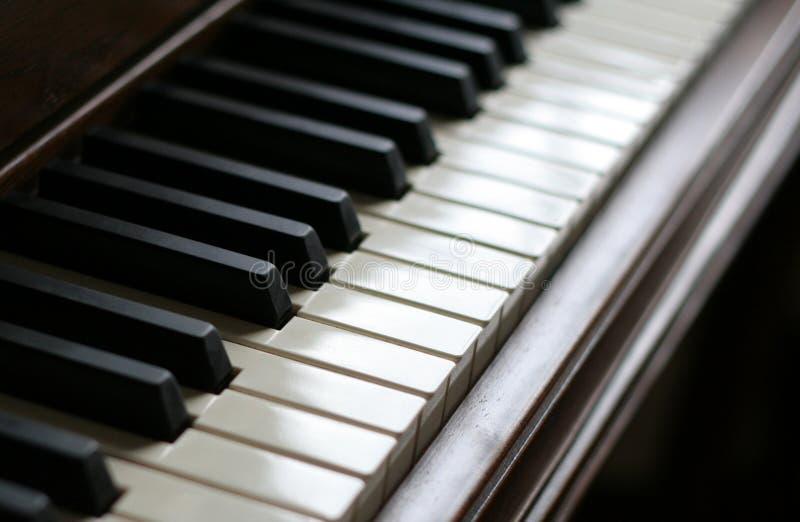 Paz del piano fotografía de archivo