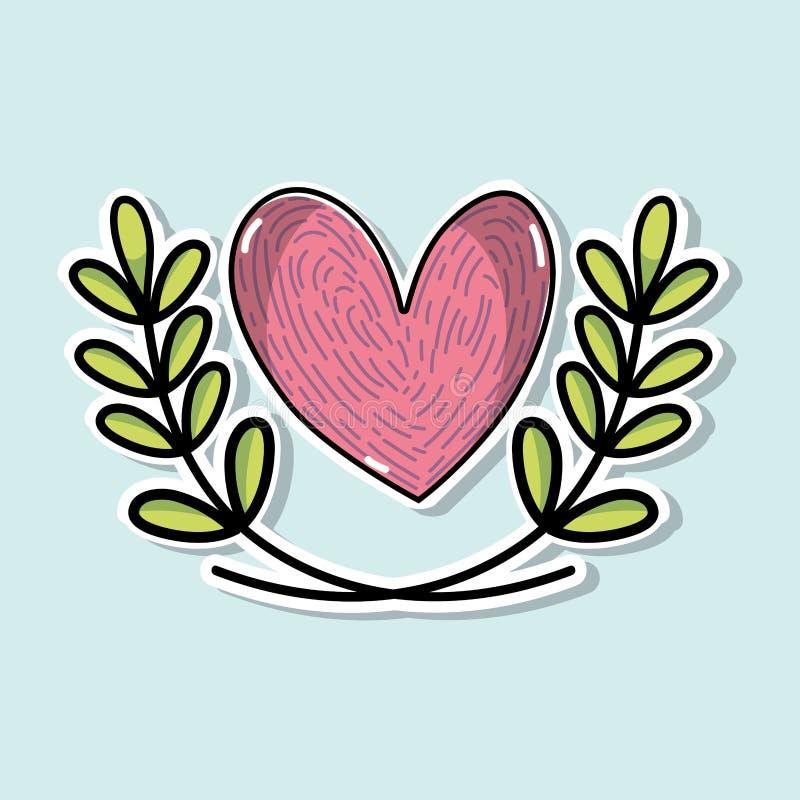 Paz e amor globais à harmonia mundial ilustração royalty free