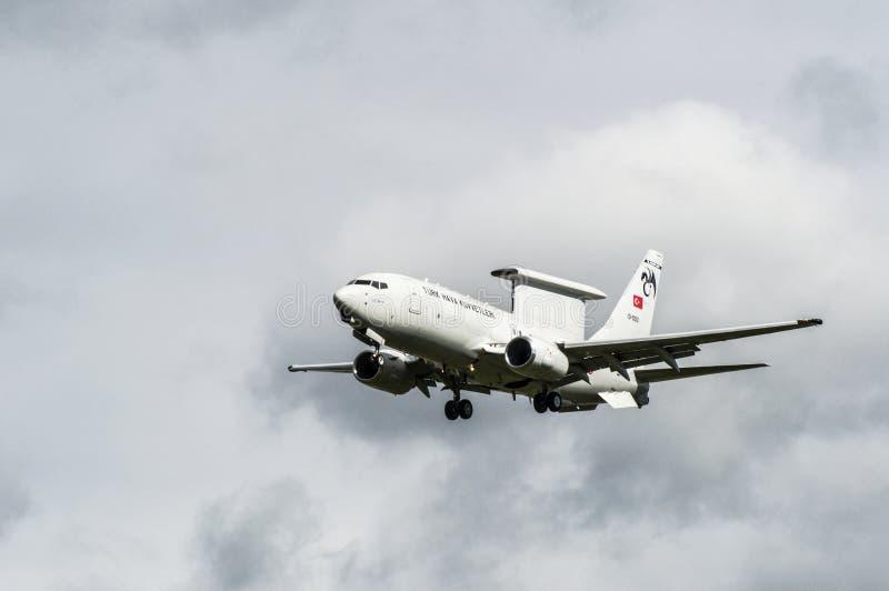 Paz Eagle de E-7T fotos de stock